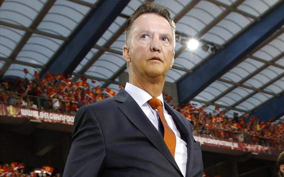 Louis van Gaal announces 30-man squad for upcoming World Cup qualifiers