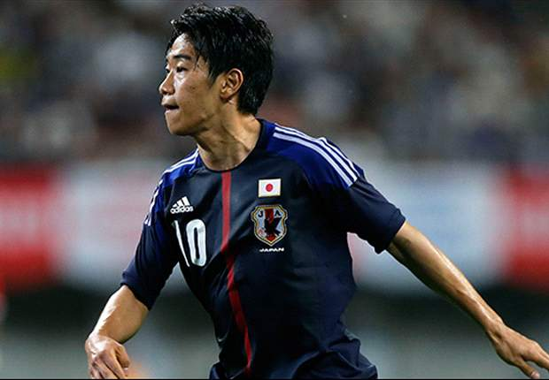 Manchester United playmaker Kagawa hauled off at half-time in Japan win