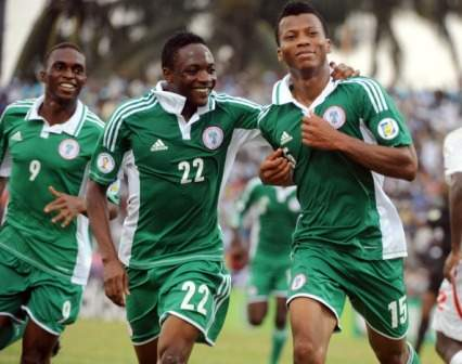 Liberia 2-2 Nigeria: Lone Stars hold Super Eagles in Monrovia thriller