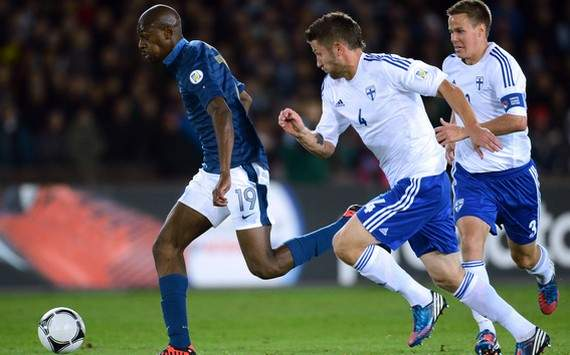 Deschamps delighted with 'complete midfielder' Diaby's goalscoring return for France