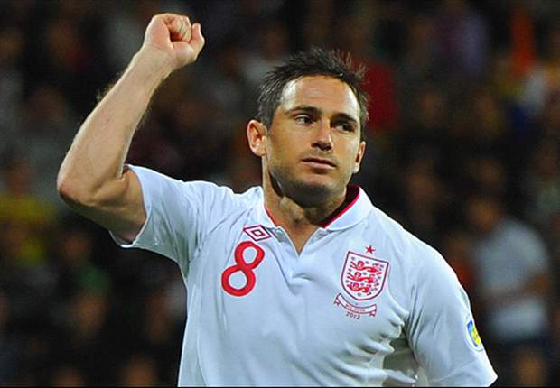 Lampard praises England youngsters Cleverley &amp; Oxlade-Chamberlain after Moldova win