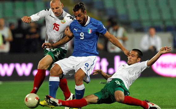 Pablo Osvaldo (I) - Bulgaria-Italy - WCQ 2014 (Getty Images)