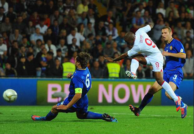 England - Ukraine Betting Preview: Expect Defoe in the goals as Three Lions roar at Wembley