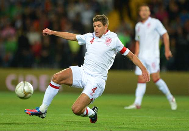 Gerrard capable of replacing Terry in England's defence - former winger Chris Waddle