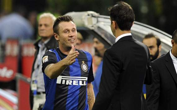 Baresi tells Cassano: Talk less and play more