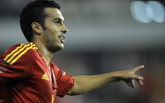 Pedro determined to continue impressing for Spain after win over Saudi Arabia