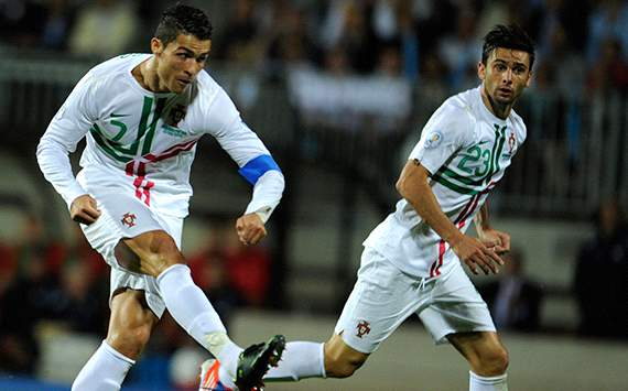 Cristiano Ronaldo, Luxembourg-Portugal (WCQ)