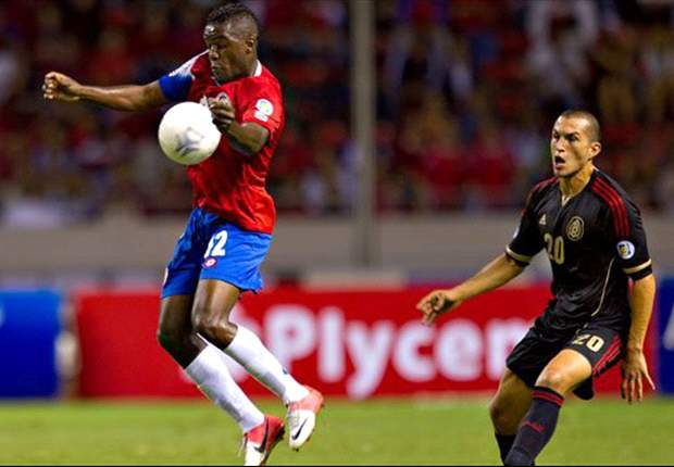 Eliminatoria Concacaf: Mxico gana a una dbil seleccin costarricense (0-2)