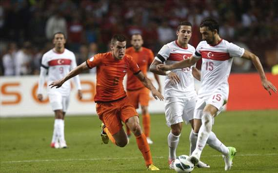 Turkey victory very important for Netherlands, says Van Gaal