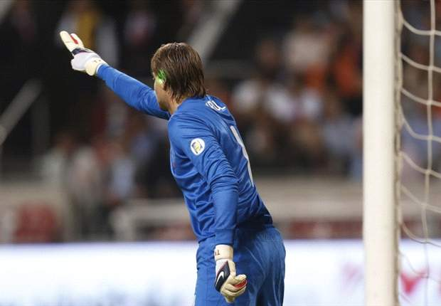 Newcastle keeper Krul delighted with Netherlands chance