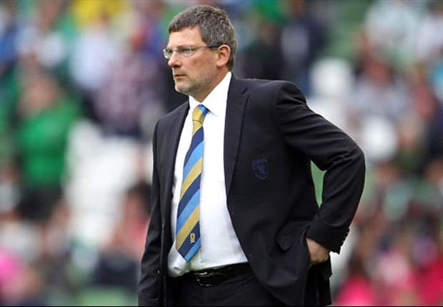 SFA set to discuss Levein future with Scotland