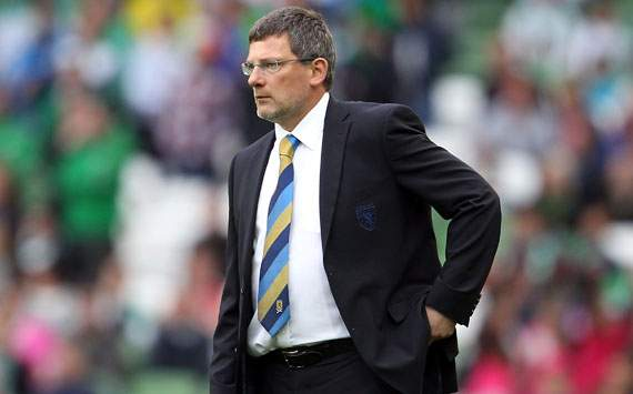 Craig Levein is the one under pressure, not Chris Coleman - Wales goalkeeper Jason Brown