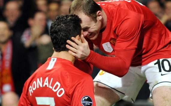 Ronaldo - Rooney - Manchester United