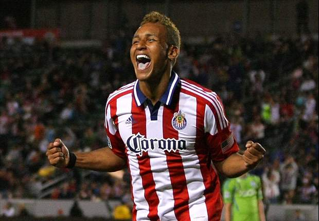 Now happy at Chivas USA, Juan Agudelo feels Red Bulls weren't interested in his development