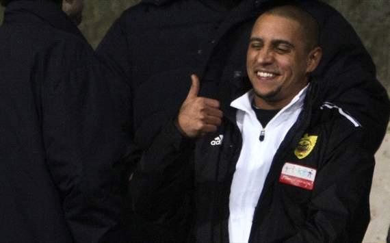 Roberto Carlos - Anzhi
