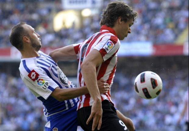 Llorente: I can not guarantee I will still be with Athletic Bilbao in 2013