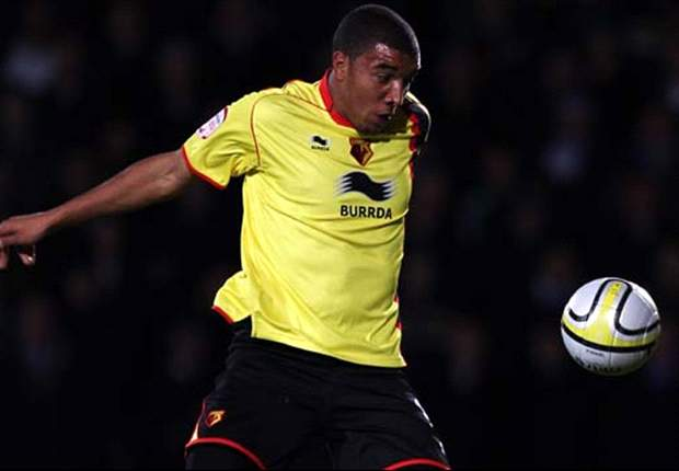 Watford striker Troy Deeney released from prison