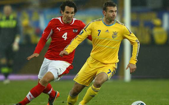 Shevchenko rejects Ukraine job
