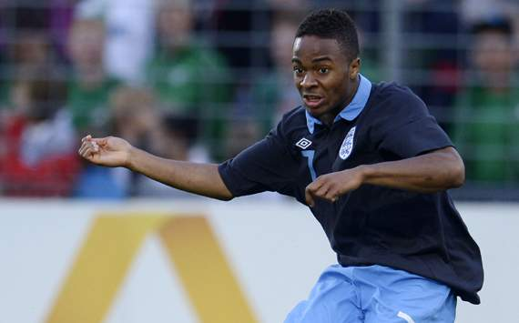 Raheem living the dream: Sterling England promotion is premature but unavoidably exciting