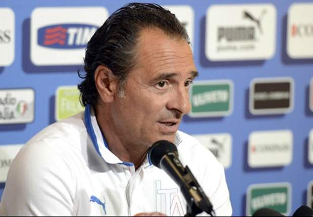 Prandelli preaches patience, says sacking coaches has become a 'bad habit'