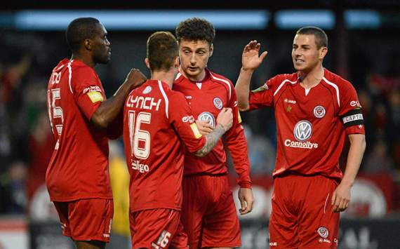 Sligo Rovers beat Derry City to move eight points clear