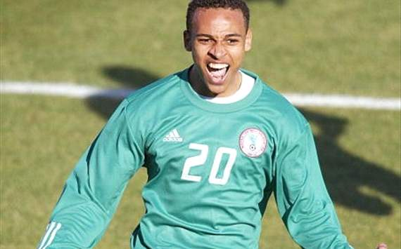 Nigeria's Peter Odemwingie