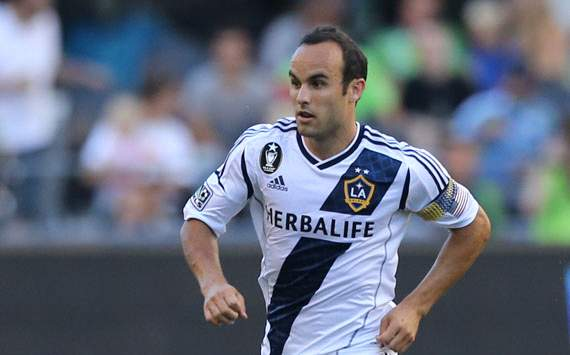 Landon Donovan - LA Galaxy vs. Seattle Sounders