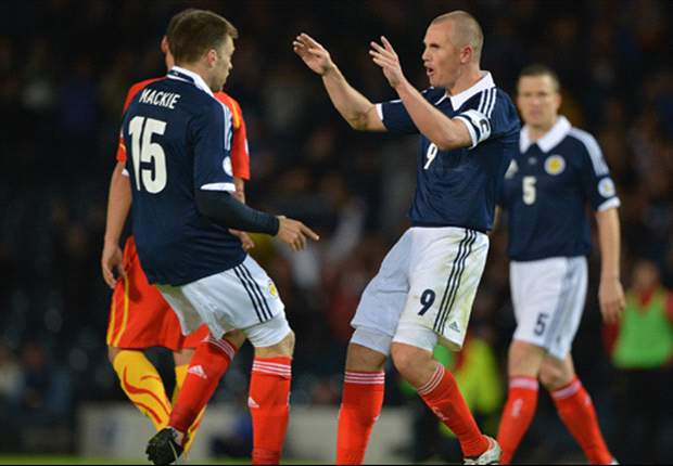Kenny Miller: I won't retire from international football