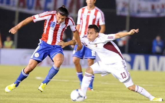 Paraguay - Venezuela - Eliminatoria