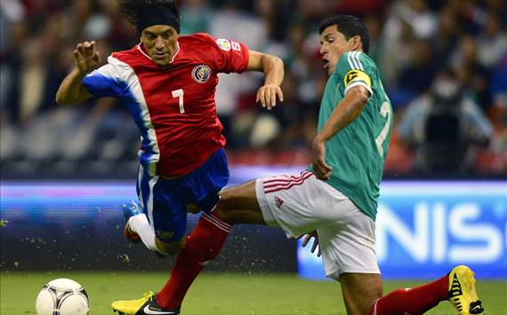 Christian Bolanos, Costa Rica; Francisco Rodriguez, Mexico; CONCACAF World Cup qualifying