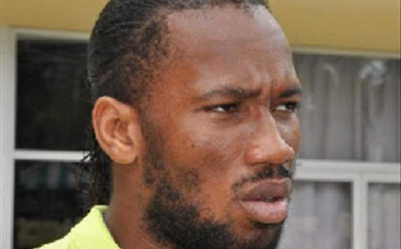 Wright: I'd love to see Drogba at Arsenal