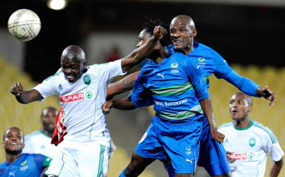 platinum stars v amazulu Mbele