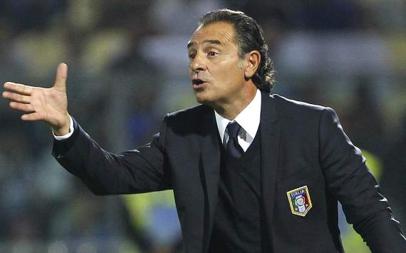 Conte has done a great job at Juventus, says Prandelli