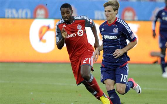 Aaron Maund, Chris Rolfe, Toronto FC, Chicago Fire, MLS