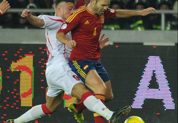 Andres Iniesta: Spain must keep working