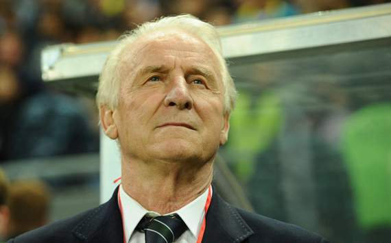 Trapattoni holds 'constructive meeting' with FAI over Republic of Ireland future