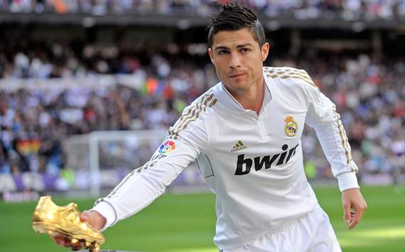 Cristiano Ronaldo, Real Madrid, Golden Boot