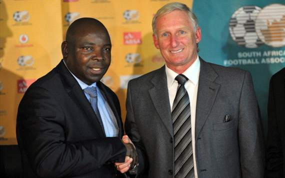 Gordon Igesund will stay on as South Africa coach, says Nematandani