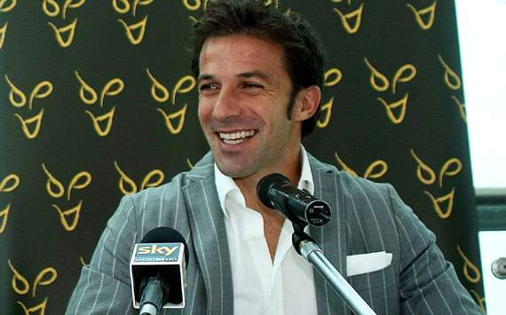 AUS - Lvnement Del Piero