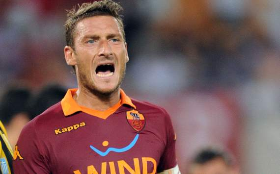 Gladiators: Roman legends Totti and Klose continue to write history