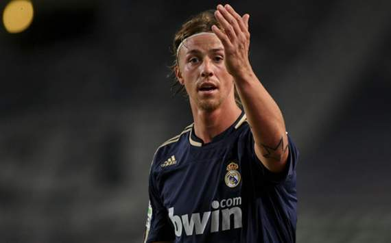 Guti, Real Madrid 2007/2008