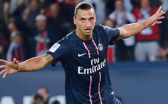 Ligue 1 : Zlatan Ibrahimovic (Paris SG vs Toulouse FC)