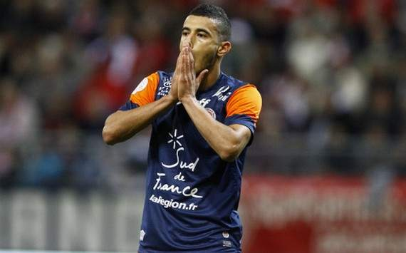 Ligue 1 : Younes Belhanda (Reims vs Montpellier)