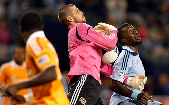    Tally Hall, Houston Dynamo; C.J. Sapong, Sporting Kansas City; MLS