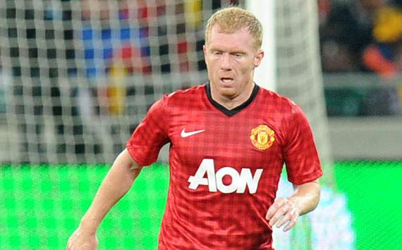 TEAM NEWS: Valencia & Scholes handed starts for Manchester United v Stoke