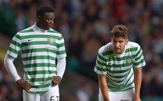 Kenya midfielder Victor Wanyama fails to inspire Celtic in Scottish league