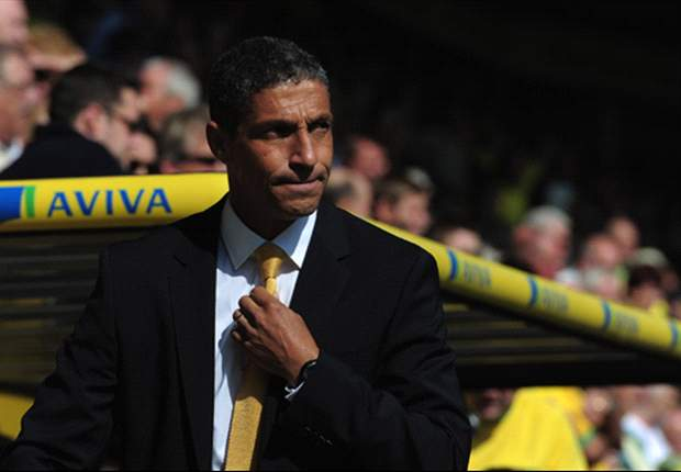 Hughton calls for Norwich to determine own safety