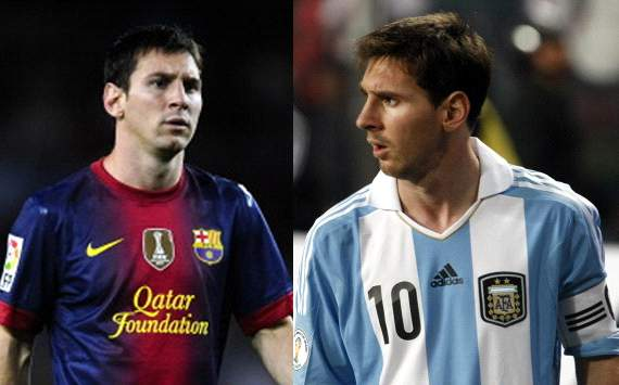 Great video! Leo Messi talks about the Defining Moment in his career [101GG Exclusive]