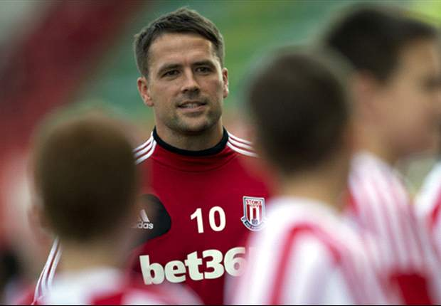 'I'm pleased for Michael' - Pulis delighted after Owen breaks Stoke duck