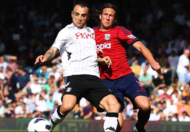 Jol: Berbatov could have made the difference for Fulham against Manchester City